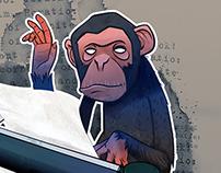 Infinite Monkey Theory