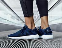 Adidas Tubular: Shoe materials update retouching
