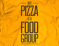 Wood Fired Pizza Shop T-Shirts