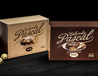 PACKAGING DESIGN | Easter Cake | Colomba Pascal