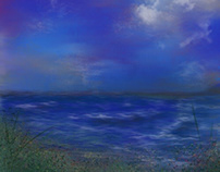 The Machair. Isle of Harris