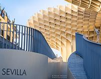 Metropol Parasol by Jurgen Mayer Architects, Sevilla