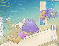 Dream: Digital Illustration