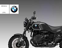 "BMW R 1200 ""BLACK SABBATH"""