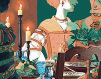 Bronzino Dinner