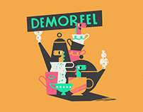 Dinos&Teacups Demoreel 2021