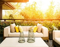 Pump Up Your Patio for Summer With These 7 Design Trend