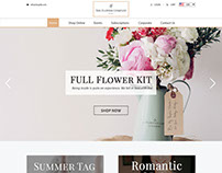 Flower Kit - Amazing Online Flower Shopping Store
