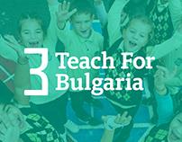 Teach For Bulgaria / Rebranding