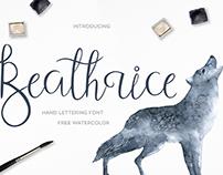 Bethrice Font