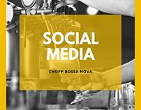 Social Media - Chopp Bossa Nova