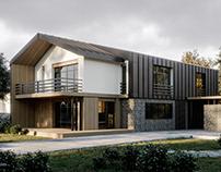METAL HOUSE