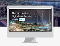 Collective Website Design