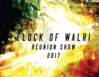 Flock of Walri Reunion Show