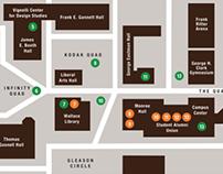 Campus Map Redesign