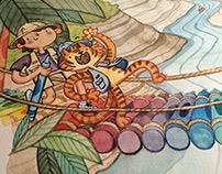 KinderCare: Art Materials