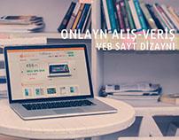 E-commerce web site design