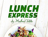 Lunch Express by Makan Table