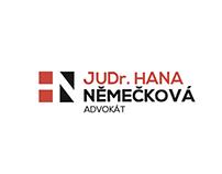 Hana Němečková - logo, web, prints