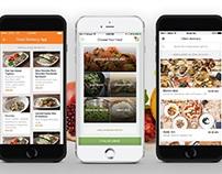 Mobile Application for Food Delivery Restaurants