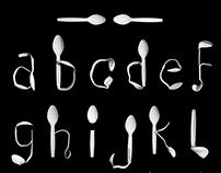 Spoon Alphabet