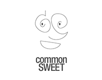 Common Sweet logo concept