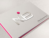 New Business Point Creative Logo Design