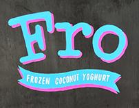'Fro by Joy' Menu Boards