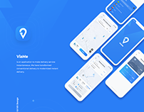 Viame App UI/UX Design
