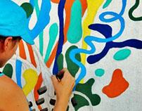 Street Painting 2013