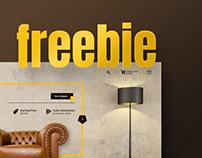Freya eCommerce Freebie