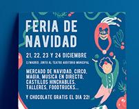 Feria de Navidad de Arroyomolinos 2017