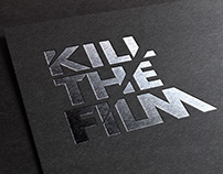 Kill the film | Logo & Visual Identity