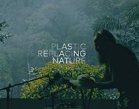 Plastic is Replacing Nature