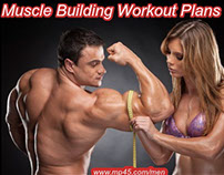 The Best Muscle Building Workout Plan For Men