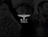 Boy London | Photo shooting