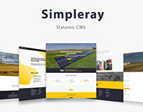Simpleray - Statamic CMS