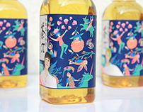 Ice Tea Packaging / Nongfu Spring