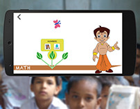 Personalised Learning App for kids in Rural India
