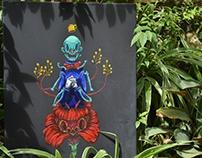 Malaysia Flower Merdeka