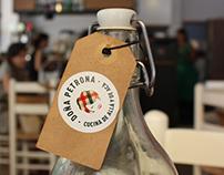 Doña Petrona - Diseño de marca