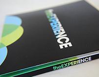 theEXPERIENCE • DVD Design