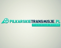 Logo pilkarskietransmisje.pl