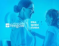 Campanha Feegow - Pra quem Cuida