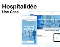 Use Case : Hospitalidée