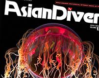 Asian Diver NO.134