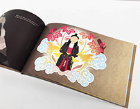 Creation of Korea (Dangun) Book Making