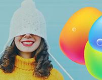 Chat App UI Design & Branding