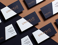 UNA / OTRA — Branding