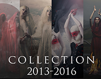 Photomanipulation Collection 2013-2016